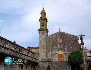 parroquia de santa columba rianxo