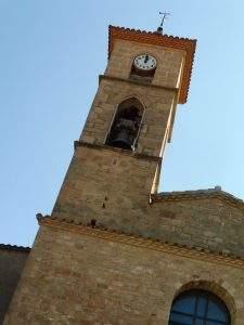 parroquia de santa creu fonollosa