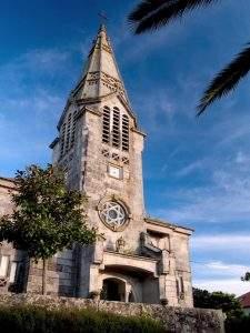 Parroquia de Santa Cristina (A Ramallosa) (Baiona)