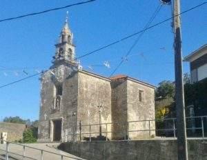 parroquia de santa cristina de barro noia