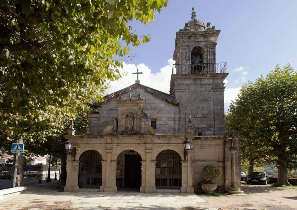 parroquia de santa cristina de lavadores vigo