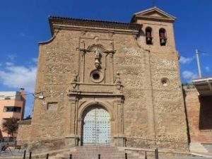 parroquia de santa cruz cuarte de huerva