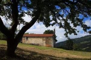 Parroquia de Santa Cruz de Gardea (Llodio)