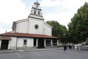 Parroquia de Santa Cruz de Jove (Gijón)