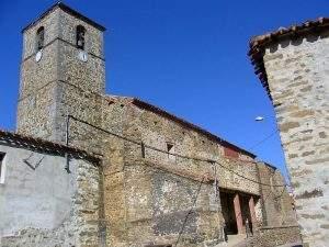 Parroquia de Santa Cruz de Yanguas (Santa Cruz de Yanguas)