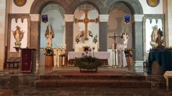 parroquia de santa cruz eivissa