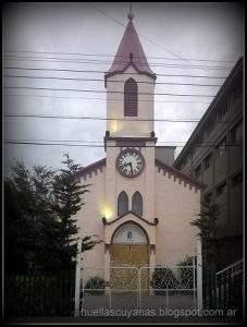 parroquia de santa cruz gallegos
