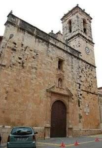 parroquia de santa cruz pedreguer