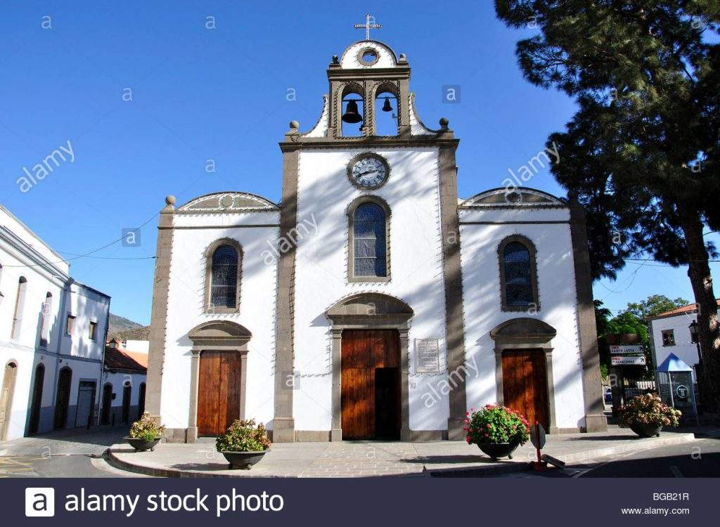 parroquia de santa cruz san bartolome de tirajana