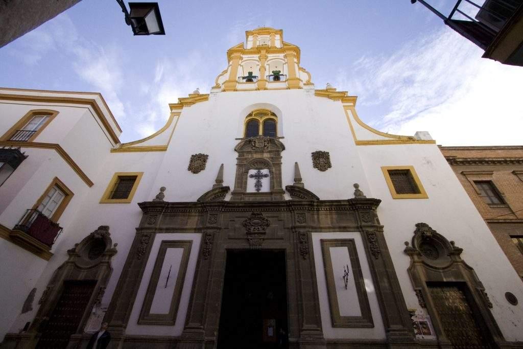 parroquia de santa cruz sevilla
