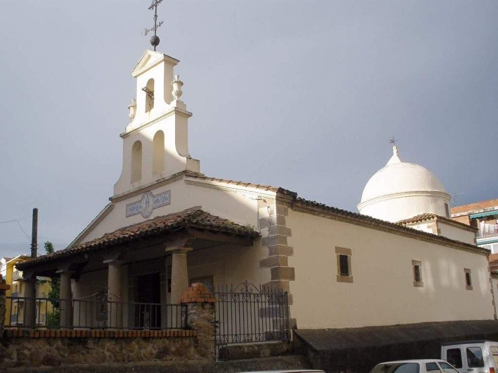 parroquia de santa elena plasencia