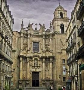 Parroquia de Santa Eufemia la Real del Centro (Ourense)