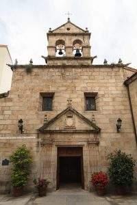 Parroquia de Santa Eufemia la Real del Norte (Santo Domingo) (Ourense)