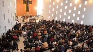 parroquia de santa eufemia y san sebastian tomares