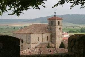 Parroquia de Santa Eugenia (Astudillo)
