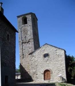 Parroquia de Santa Eugènia de Nerellà (Bellver de Cerdanya)