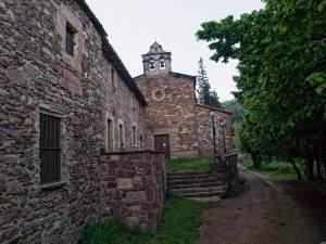 parroquia de santa eugenia del congost tagamanent