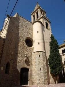 Parroquia de Santa Eugènia (Palamós)