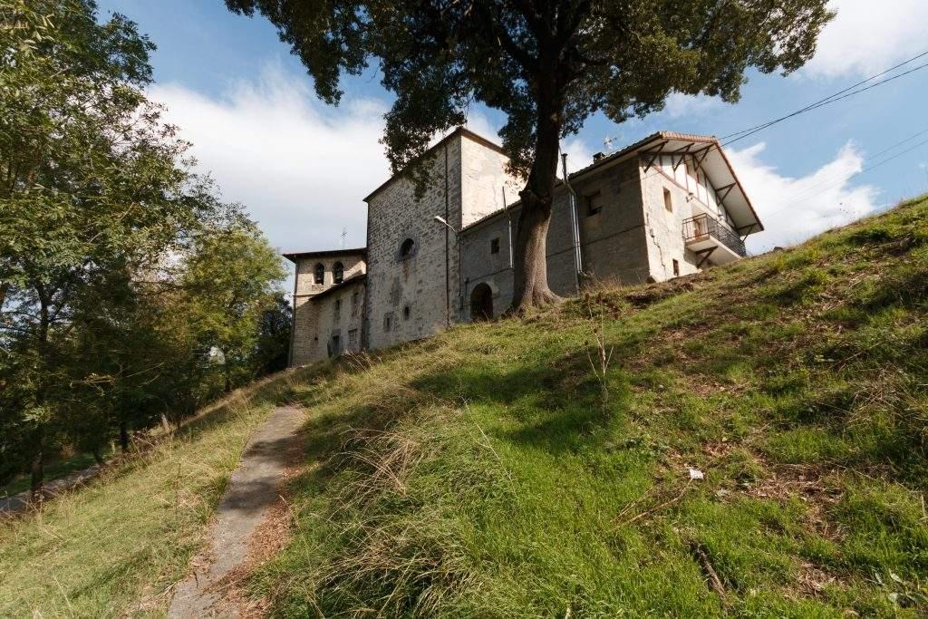 parroquia de santa eulalia belandia