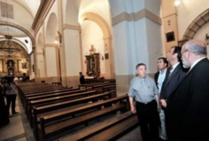 parroquia de santa eulalia collados