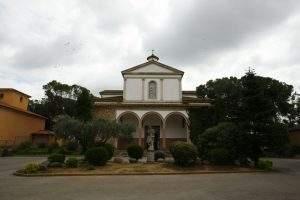 parroquia de santa eulalia corro davall les franqueses del valles 1