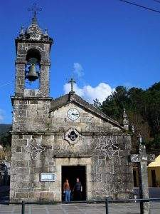 Parroquia de Santa Eulalia de Atios (O Porriño)