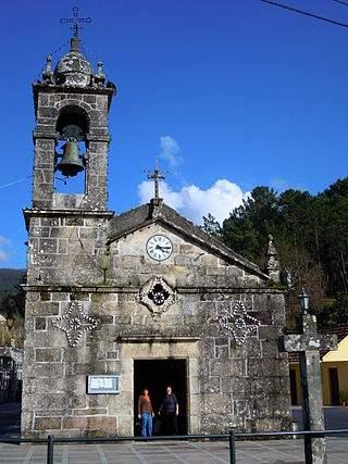 parroquia de santa eulalia de atios o porrino