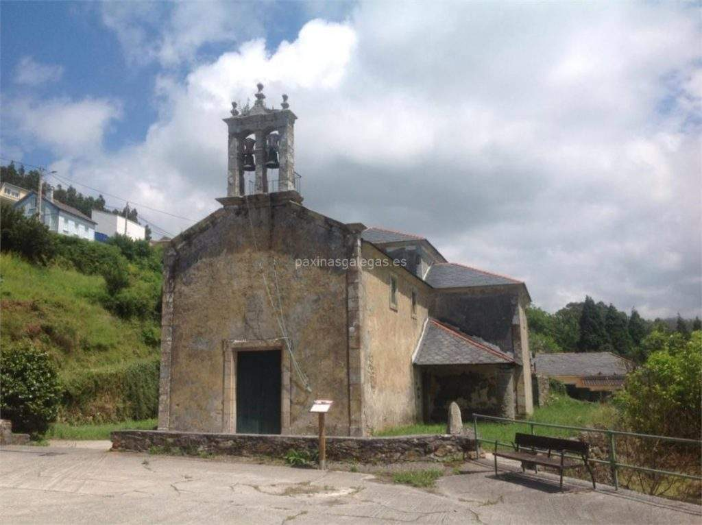parroquia de santa eulalia de ladrido ortigueira