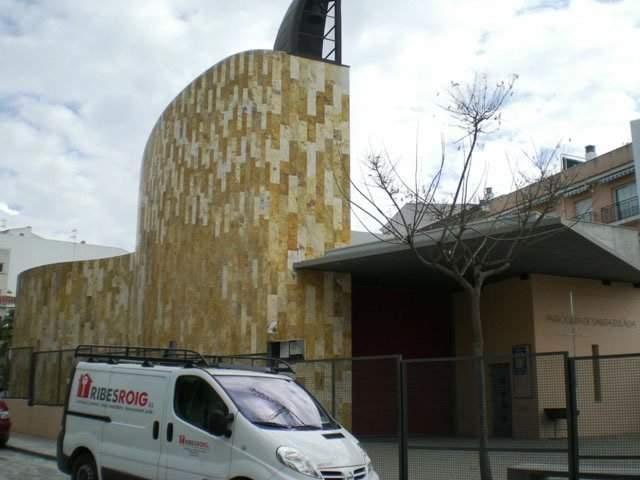 parroquia de santa eulalia de les roquetes sant pere de ribes