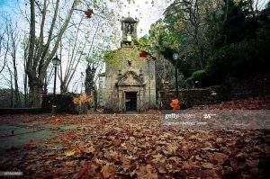 Parroquia de Santa Eulalia de Liáns (Santa Cruz de Oleiros)