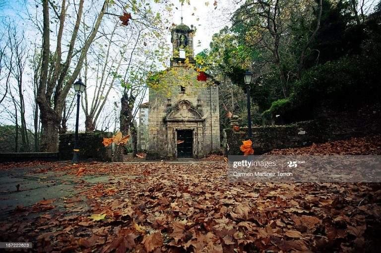 parroquia de santa eulalia de lians santa cruz de oleiros