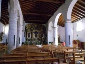 parroquia de santa eulalia de merida chiloeches