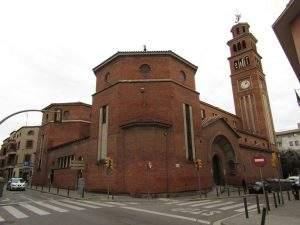 Parroquia de Santa Eulàlia de Mèrida (L'Hospitalet de Llobregat)