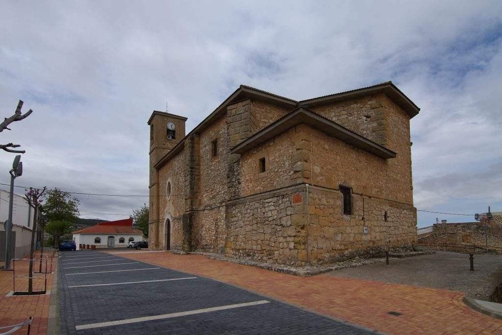 parroquia de santa eulalia de merida villares del saz