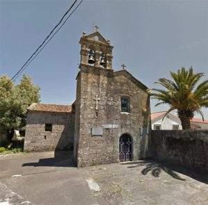parroquia de santa eulalia de oza teo