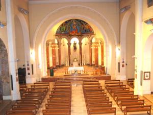 Parroquia de Santa Eulàlia de Provençana (L'Hospitalet de Llobregat)