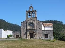 parroquia de santa eulalia de selorio selorio