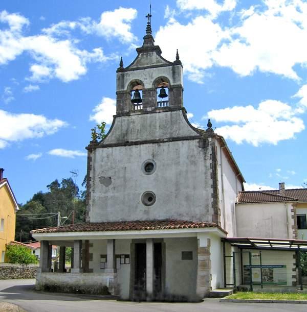 parroquia de santa eulalia de valduno las regueras