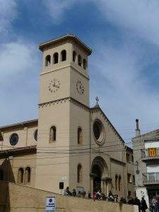 parroquia de santa eulalia el papiol