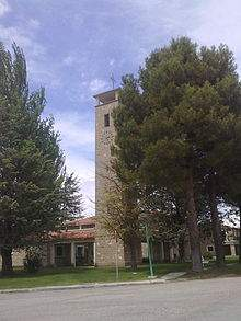 parroquia de santa eulalia gabarderal