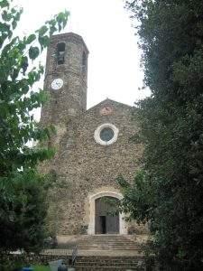 parroquia de santa eulalia garriguella