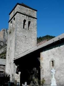 parroquia de santa eulalia javierre