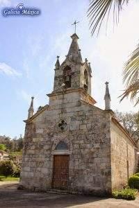 parroquia de santa eulalia mondariz
