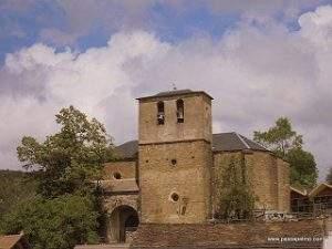 parroquia de santa eulalia muez
