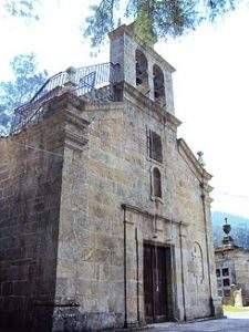 Parroquia de Santa Eulalia (Nigrán)