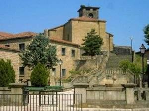 parroquia de santa eulalia palacios de la sierra