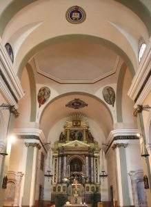 parroquia de santa eulalia palleja