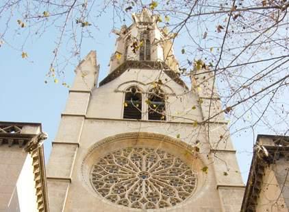 parroquia de santa eulalia palma de mallorca