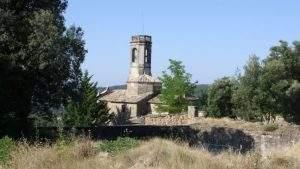 Parroquia de Santa Eulàlia (Pardines)