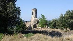 Parroquia de Santa Eulàlia (Pardines) (Prats de Lluçanès)
